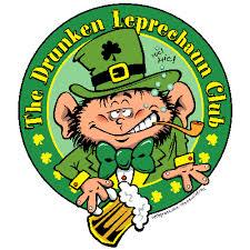 leprechaun drunk