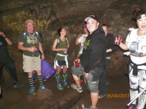 Cave wankers